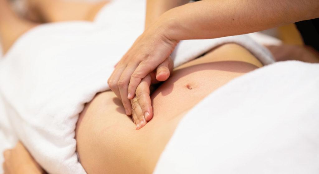Behandlung Bauch